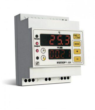 Терморегулятор Ратар-02.К для бань, саун
