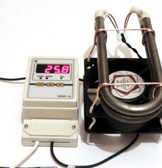 Термостат цифровой (готовое терморегулирующее устройство)