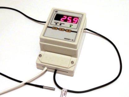 Цифровой терморегулятор Ратар-02М.ТС для инкубатора