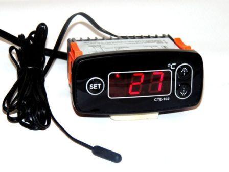 Терморегулятор цифровой СТЕ-102