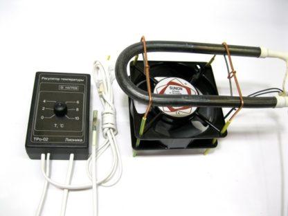 Терморегулятор ТРо-02 с тепловентилятором 250 Вт