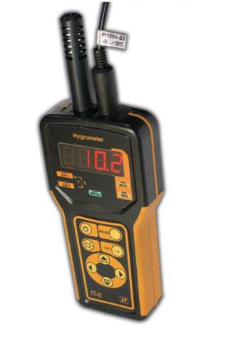 Гирометр-термометр IT-8-RHT