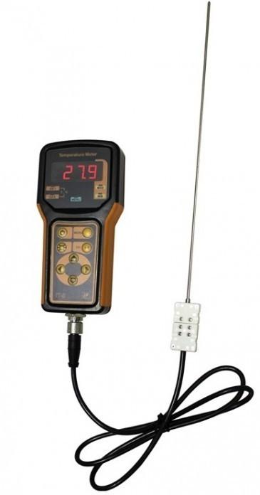 Измеритель температуры IT-8 с датчиком КП