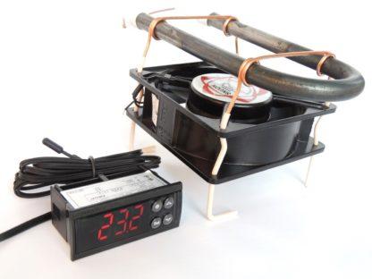 Терморегулятор ESC-961 с тепловентилятором