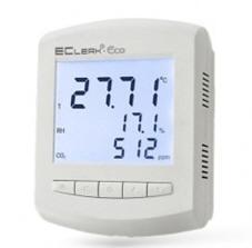 Измеритель-анализатор качества воздуха EClerk-Eco-А