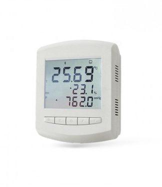 Измеритель температуры, отн. влажности и абс. давления EClerk-Eco-RHTP