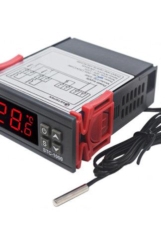 Терморегулятор цифровой для нагрева и охлаждения STC-1000