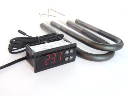Терморегулятор esc-961 c 2-мя ТЭНами