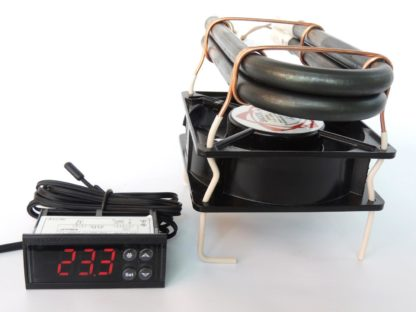 Терморегулятор esc-961 c тепловентилятором 500 Вт